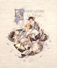 Cross Stitch Chart / Pattern ~ Mirabilia Fairy Tales Mother & Baby Angels #MD20