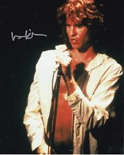 VAL KILMER Signed Autographed THE DOORS JIM MORRISON Photo
