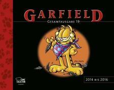 Garfield Gesamtausgabe 19 von Jim Davis (2016, Gebundene Ausgabe)