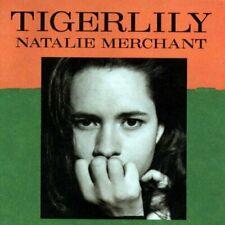 CD Natalie Merchant - Tigerlily (Elektra)