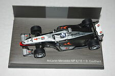 Minichamps F1 1/43 McLaren Mercedes MP4/13 David Coulthard-edición del distribuidor