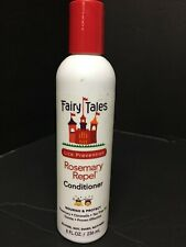 Lot of 2 Fairy Tales Rosemary Repel Daily Kid Conditioner Lice Prevention 8oz