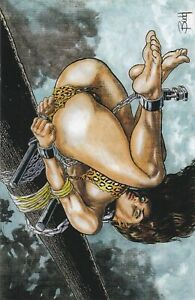 Cavewoman Oasis #1 Budd Root Special Edition Ltd to 750 Copies W/COA NM