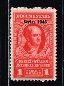U.S. INTERNAL REVENUE - DOCUMENTARY SERIES 1946  ( 1 $ ) no 2184