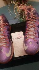 Nike Leborn james Area 72 shoes size 10