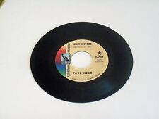 PAUL NERO AKA KLAUS DOLDINGER*LIGHT MY FIRE/THE WINDMILLS OF YOUR MIND*PROMO N.M