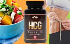 HCG Capsules Vida Divina Burn Fat, Dietary (1 Month) Hormone Free by Vida Divina
