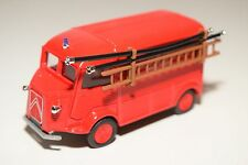 # ELIGOR CITROEN HY VAN FIRE SAPEURS POMPIERS VILLE LYON NEAR MINT CONDITION