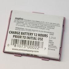 Sanyo Scp-26Lbps Li-Ion Battery Pack 3.7 V 600 mAh for Katana Ii 6650 Cellphone