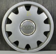 1x Tapacubos Original + Audi A3 8L A4 8E A6 + 16 Pulgadas Cubierta de la Rueda +