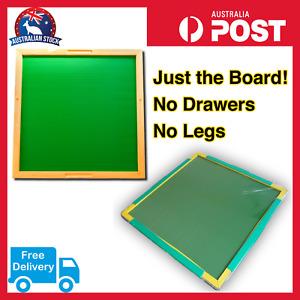 Brand new Mahjong table board only Multipurpose poker Multi-Function AU stock