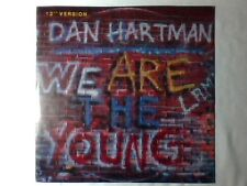 """DAN HARTMAN We are the young 12"""" ITALY"""