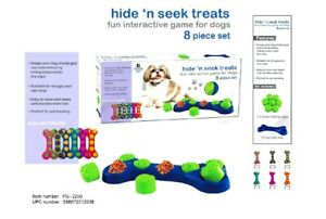 Pet Dog Supplies Toys Treat Interactive Fun Toys Puppy Hide And Seek Food Feeder