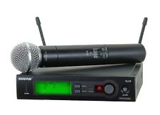 Shure SLX24/SM58 Handheld Wireless System, J3