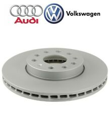 For Audi A3 VW Beetle Golf Jetta Vented Front Disc Brake Rotor 288mm OD Genuine