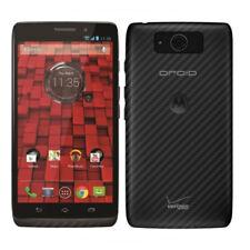 "Motorola Droid RAZR MAXX - 16GB - Black (Unlocked) Smartphone - 4.3"" Touchscreen"