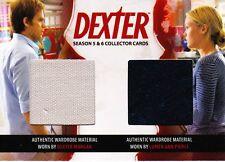 Dexter Season 5&6 Dual Costume Relic DC4