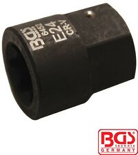 BGS Tools E24 E-Type Torx Socket With 30mm Hex. Drive 6452