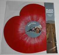 Black Honey - Heart shaped Vinyl - Hello Today SOLD OUT Limited edition