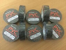FLAME RETARDANT - ELECTRICAL PVC INSULATION / INSULATING TAPE 19mm x 20m QTY 1