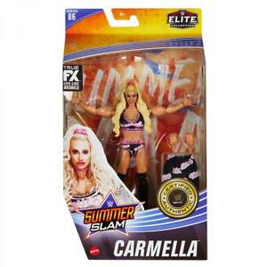 WWE Mattel Carmella Elite Series #86 Figure