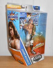 WWE - Shawn Michaels - Mattel Elite - Wrestlemania - wrestling figure