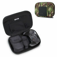 Hard Shell Steam Link and Steam Controller Travel Case by USA GEAR
