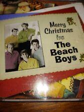 """THE BEACH BOYS, CD """"MERRY CHRISTMAS FROM THE BEACH BOYS"""""""