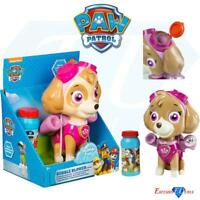 Paw Patrol Children's Bubble Blower Machine & Bubbles Skye Toy Game Activity