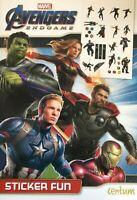 Marvel Avengers Endgame Colouring Book Activity Book Sticker Book