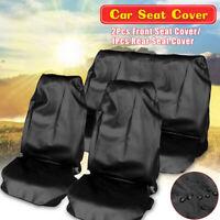 Universal Auto Sitzbezug Fahrzeugsitzschutzset Wasserdichte Abdeckung E &*