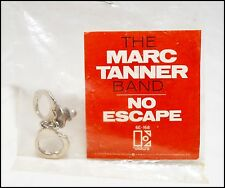 The Marc Tanner Band 1979 No Escape Elektra Asylum Records Promo Handcuffs Pin