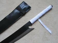 """S3135 BLEACH ICHIGO KUROSAKI TENSA ZANGETSU ZANPAKUTO SWORD GUN METAL BLADE 41"""""""