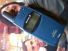 Ericsson T28s Grey grau  Neuwertig Swap Blau Händler