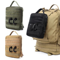 Travel Camping Hiking Climbing Storage Bags EDC Molle Pouch Bag Waist Pack