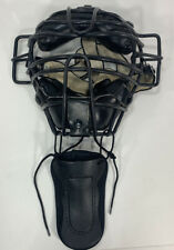 Cooper UM2 Umpire Catcher's Mask with Diamond DTG-8 Throat Protector