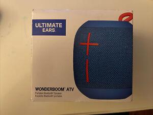 UE WonderBOOM Portable Bluetooth Speaker Light Blue