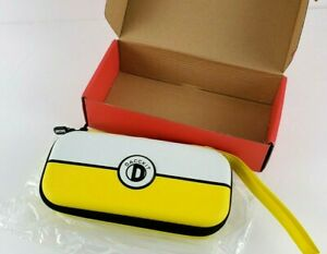 Dacckit Travel Case For NSL Yellow And White Travel Case NEW