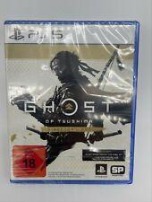 Playstation 5 Ghost of Tsushima Director's Cut