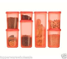 New Tupperware Smart Saver Oval 7pc