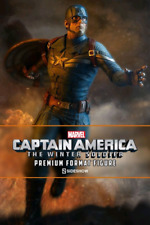 Marvel Sideshow Collectibles Captain America Winter Soldier Premium 1:4 Statue