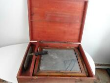MACHINE AUTOGRAPHE INSTANTANE EYQUEM ANCIENNE photocopieuse d' epoque LIMOGRAPHE