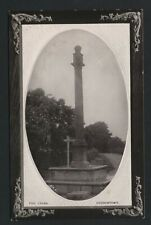 THE CROSS .CHURCHTOWN.2 MILES FROM GARSTANG (ON SIGNPOST )PUB A.H.PRESTON.DATE ?