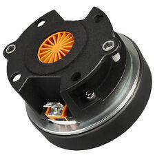 "Faital Pro HF105 16ohm 1"" Throat Tweeter Compression Horn Driver Ketone Polymer"