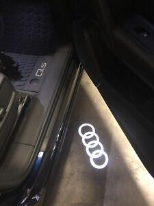 🔥Set Of 4 OEM Audi LED door Beam Puddle Lights. FG0052133G Fast 2 Day Delivery
