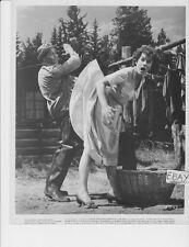 Henry Fonda spanks Maureen O'Hara VINTAGE Photo Spencer's Mountain