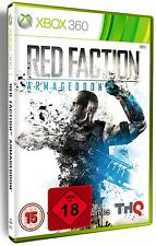 XBOX 360 Spiel Red Faction Armageddon Neu & OVP Paketversand