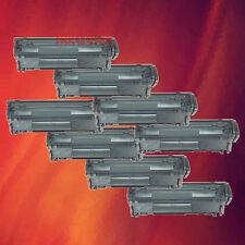 8 Toner Q2612A 12A for HP LaserJet 1012 3020 3030 3050