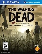 NEW The Walking Dead The Complete First Season (Sony Playstation Vita, 2013)