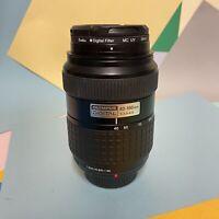 Olympus 4/3 Four Thirds Mount Zuiko Digital 40-150mm f/3.5-4.5 Zoom Lens